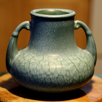 Hampshire Pottery Vase - Pottery