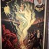 Wood's Edna original rare magic poster
