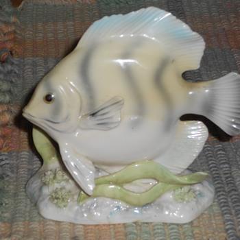 Ucagco ceramic fish