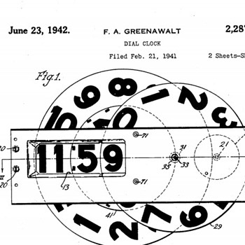 "Winslow and M. M. Gottlieb Associates,  ""Telometers"", 1935 - 55 - Clocks"