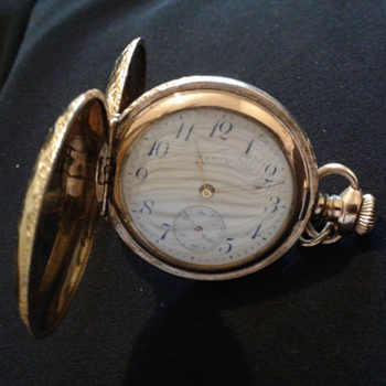1909 Elgin Woman's Pocket Watch  - Pocket Watches