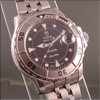 Rolex Tiger Tudor Prince Wristwatch - Wristwatches