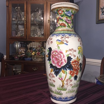Huge Chinese vase - Asian