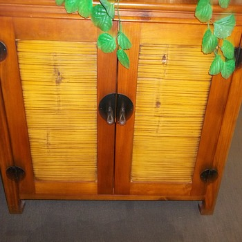What style is this chest, is it vintage?? - Furniture