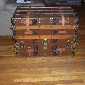Dresser Trunk?  - Furniture