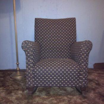 old rocker - Furniture