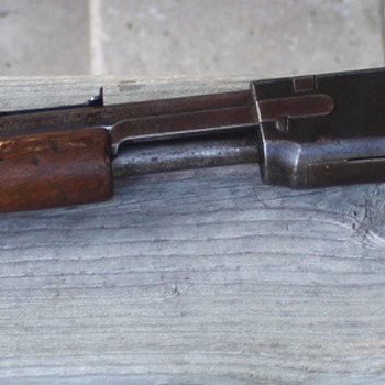 Antique Winchester Reapeating Arms Co Model 06 Rifle - Sporting Goods
