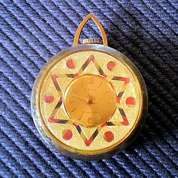 Enid Pendant Pocket Watch