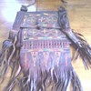 NATIVE AMERICAN LEATHER BAG HELP IDENTIFYING