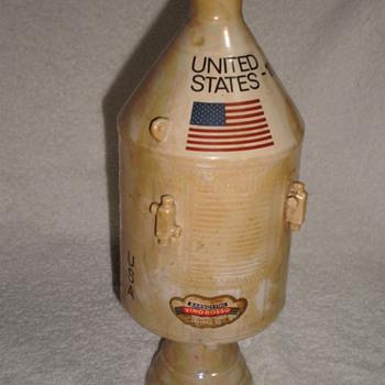 1969 Apollo 11 Decanter  - Bottles