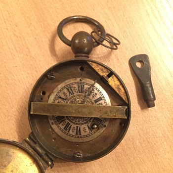 Can you identify this pocket watch?