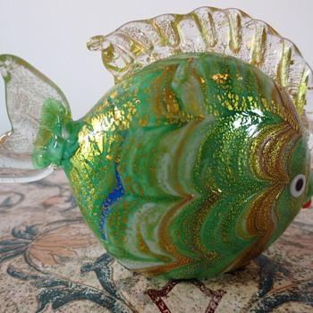 Small Fish - Art Glass