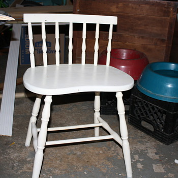 Windsor Chair Perplexing Me for 2 Years Now - Furniture