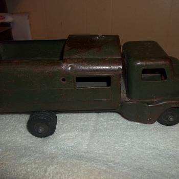 Vintage toy truck - Model Cars