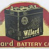 Willard Battery Cable Sign