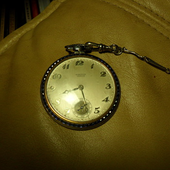 PLOJOUX GENEVE - Pocket Watches