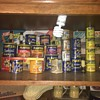 Old planters peanut cans unopened NOS some really old some fairly newer