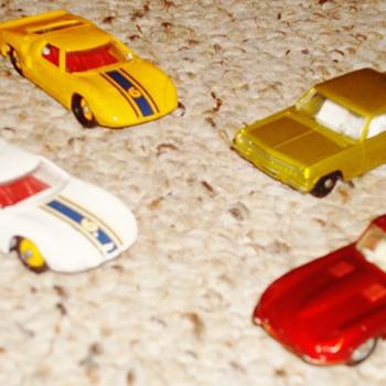 Lesney Matchbox Cars - Model Cars