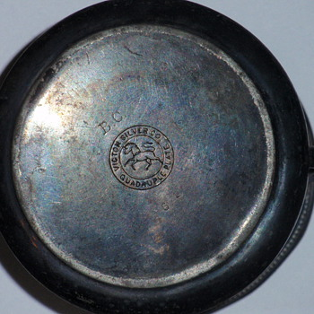 Antique Victor Silver Co. Cup Estate Find - Need More Info (Age, Company Info Etc) - Silver
