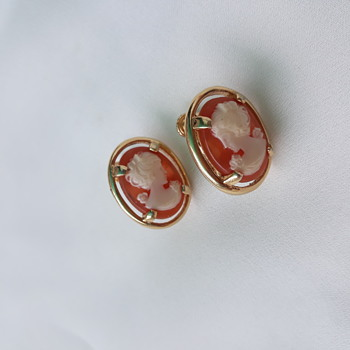 My Vintage-Limited-Edition Napier Screw Back (non-pierced) Earrings - Costume Jewelry