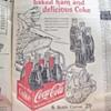 Easter Ham and Coca Cola