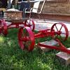 Iron Wheel Wagon/Cart