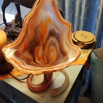 Grandmothers Vase  - Art Glass