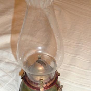 MINATURE KEROSENE LAMP - Lamps