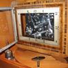 Perivale 'Chrome' Clock 1930's