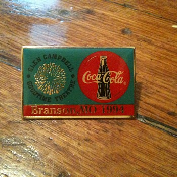 Coca Cola 1994 Pin - Coca-Cola