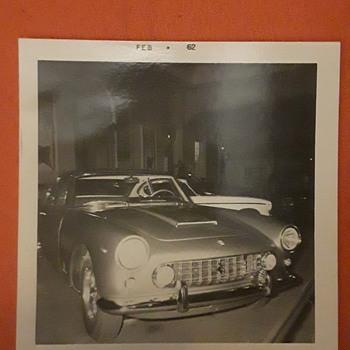 Ferrari photo Feb. 1962 - Photographs