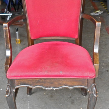 Vintage Chair - Shelby Williams Industries - Furniture