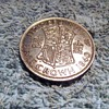 1940-ww2-british half crown-silver-mint.