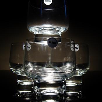 ERWIN BOUROLLEC  - Glassware