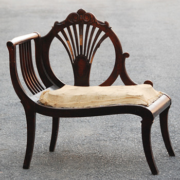 Parlor Chair - Furniture