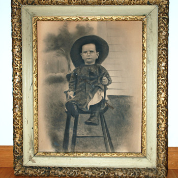 Victorian Boy - Photographs
