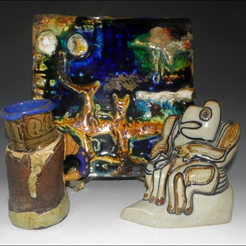 Funk - Abstract - Cartoon Ceramics - Pottery