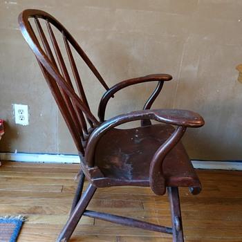 My odd garage sale find. - Furniture