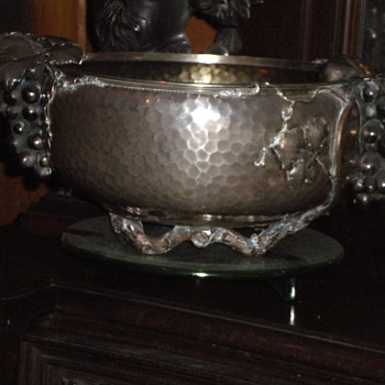 STERLING BOWL - Silver