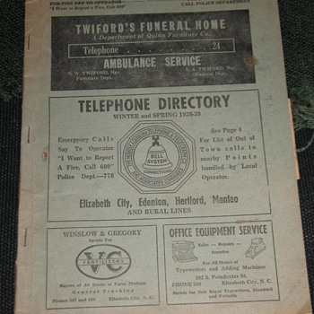 The Norfolk & Carolina Telephone & Telegraph Co.