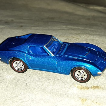 Greenlight Barrett-Jackson Series 1968  Chevrolet Corvette L88 - Classic Cars