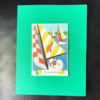Vintage Milton the Toaster Postcard Puzzle - Postcards