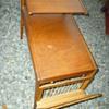 danish teak table