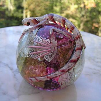 Scottish Paperweight - Art Glass