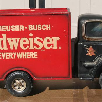 Bud Promotional Display Unit