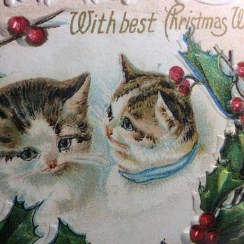 Meowey Christmas  - Christmas