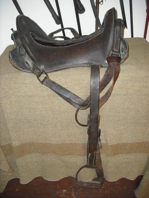 Model 1904 McClellan Saddle   Collectors Weekly