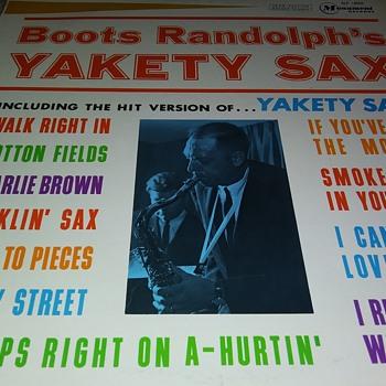 """12"""" VINYL DISC....#8 - Records"""