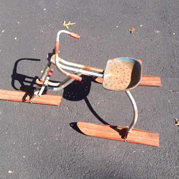 My cool ski tricycle - Sporting Goods