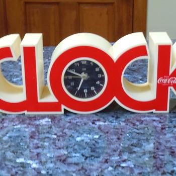 ISIS Coca-Cola Clock